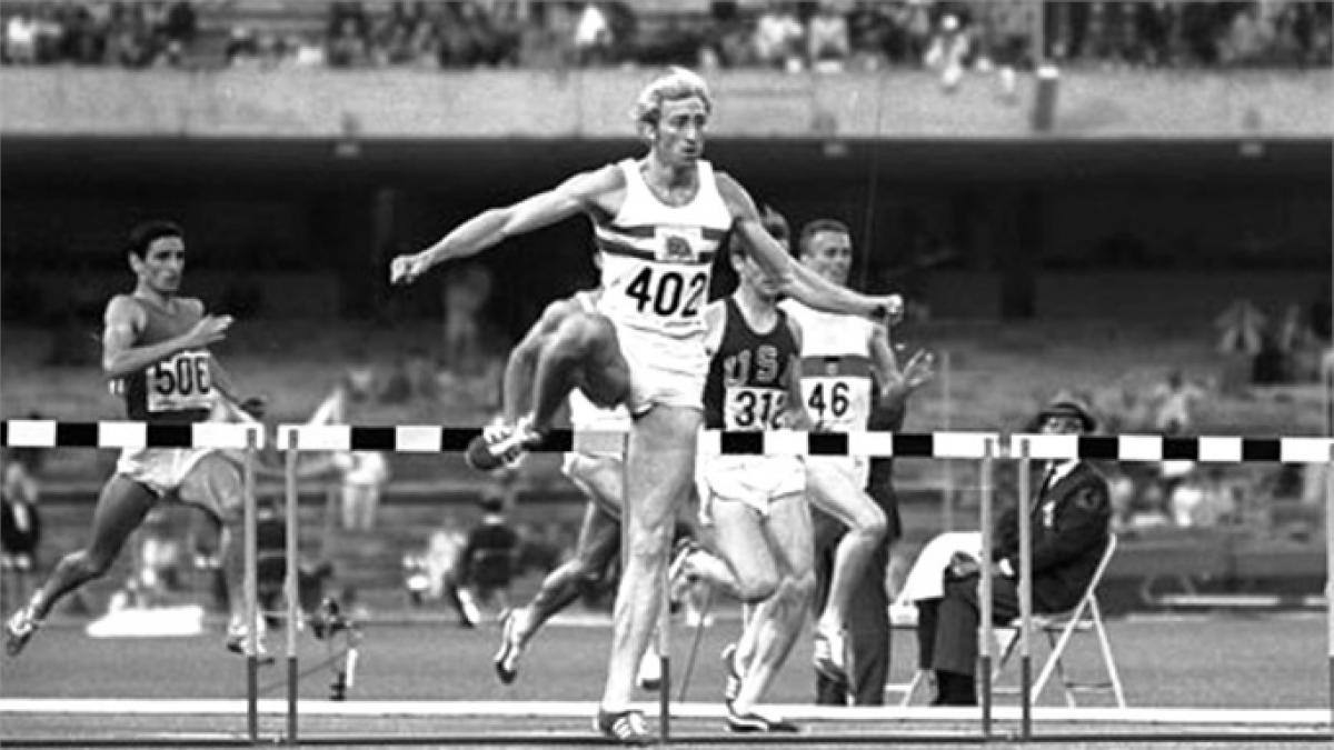 Swede Hans-Gunnar Liljenwall tested positive at the 1968 Games for alcohol use.