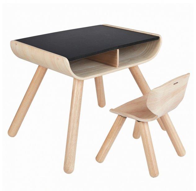 chaise et table ensemble bureau enfant plan toys pour chambre enfant les enfants du design