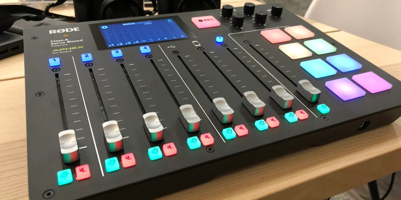 RØDECaster Pro: The Portable Studio Every Podcaster Needs!