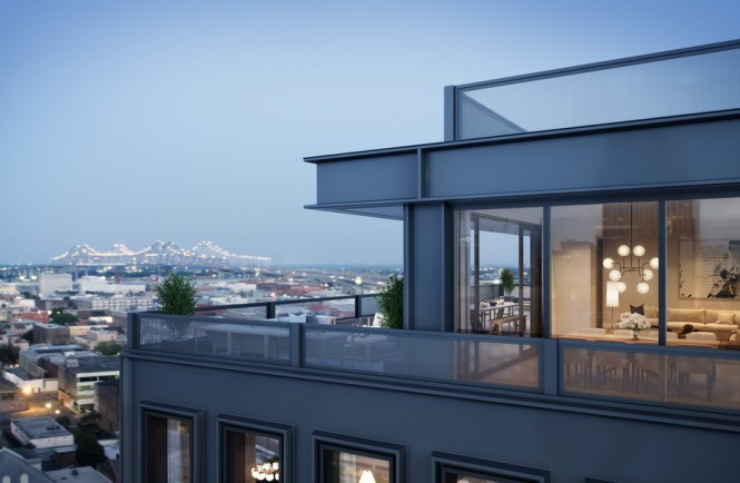 New Orleans Gets A Crop Of Condos Mansion Global