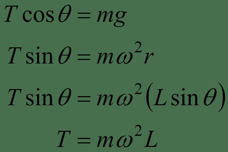 Centripetal Force Experiment Measure The Centripetal