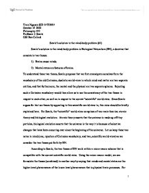 Examples Of Problem Solution Essays Searle S Solution To The Mind