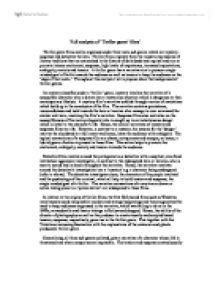 Genre Analysis Essay Full Analysis Of Thriller Genre Films