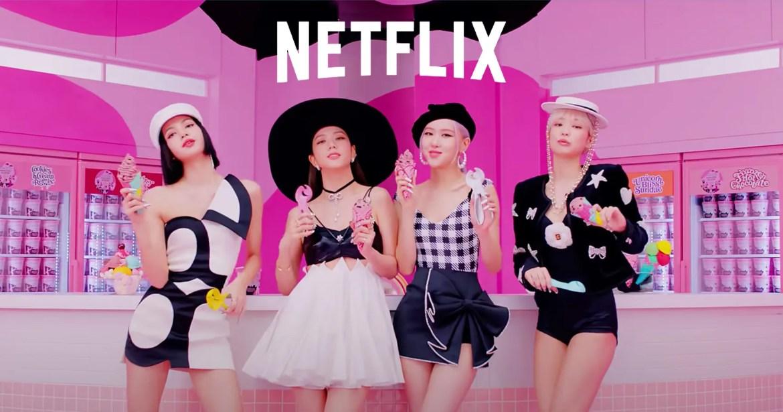 BLACKPINK Upcoming Documentary On Netflix