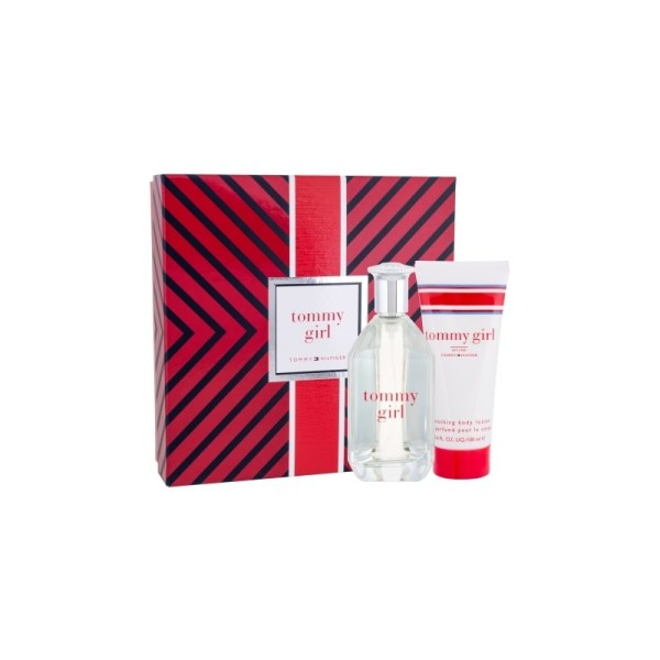 Tommy Hilfiger Girl Cologne 100ml Edt Body Lotion