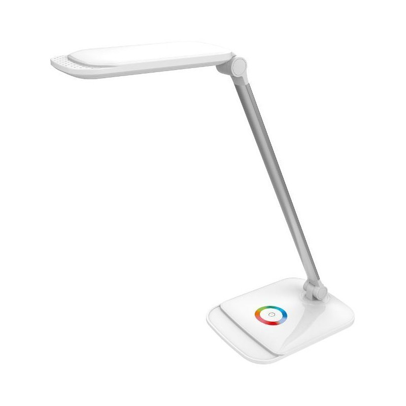 Platinet desk lamp with USB charger PDLQ60 12W 43804