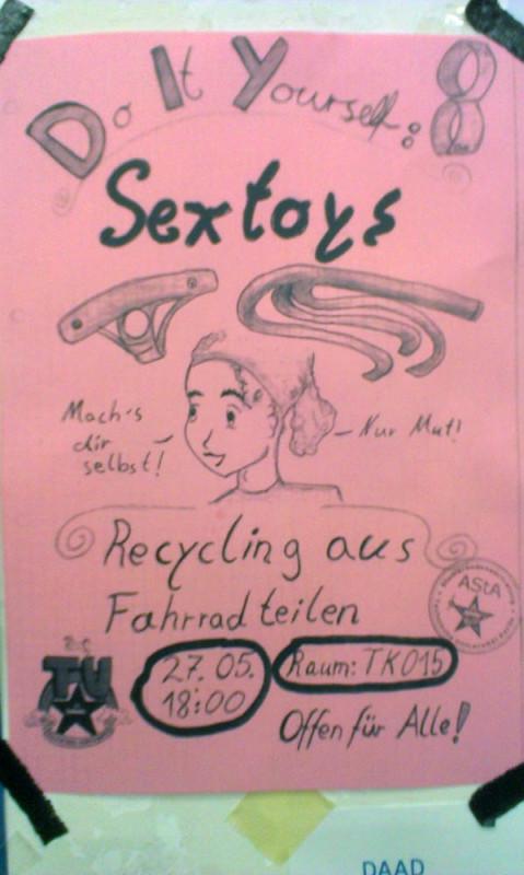 Sextoys Fahrrad Berlin