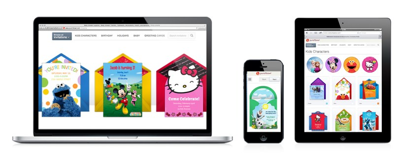 Free Online Invitations Digital Greeting Cards Punchbowl