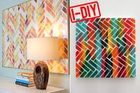 DIY Paint Project - Weekend Home Decor Ideas
