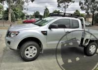 Ford ranger px roof racks