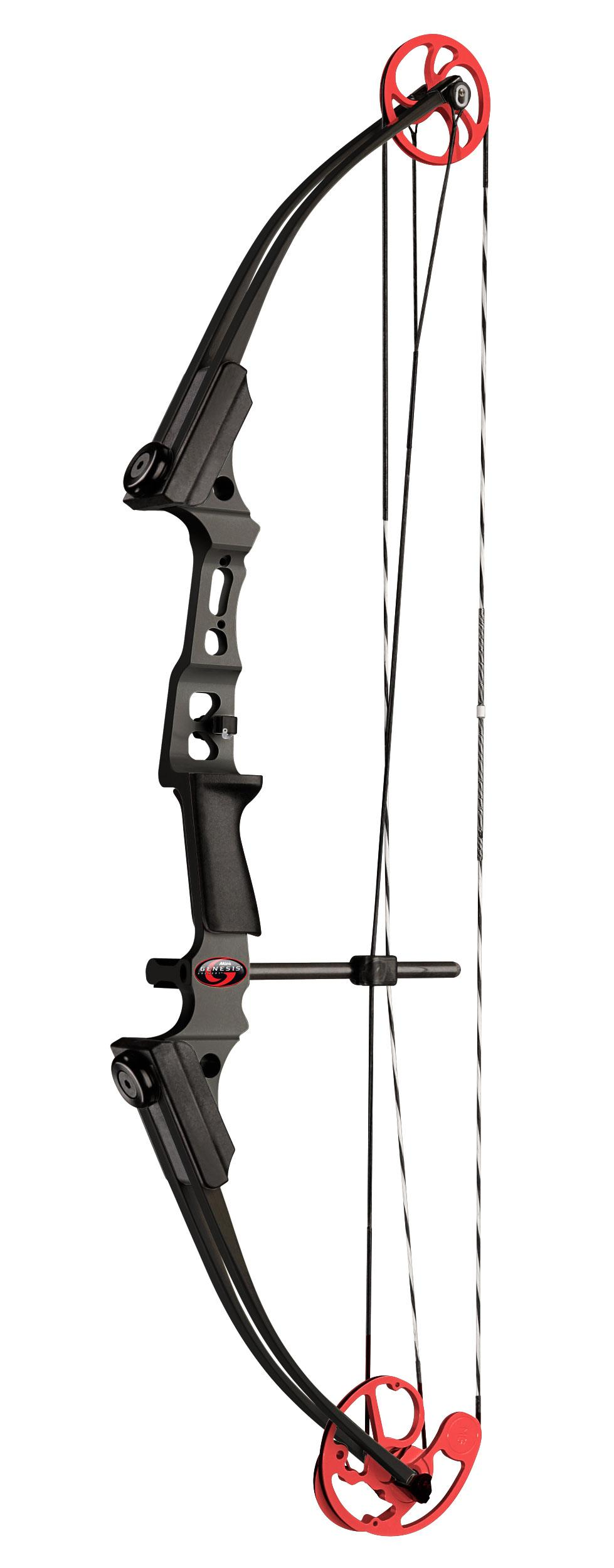 Mathews Mini Genesis compound bow Black Archery Supplies