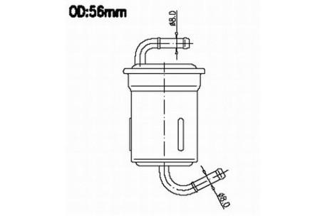 Bosch Fuel Filter Ford Fuel Filters Wiring Diagram ~ Odicis