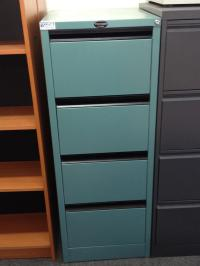 Precision 4 draw filing cabinet Office Furniture Store ...