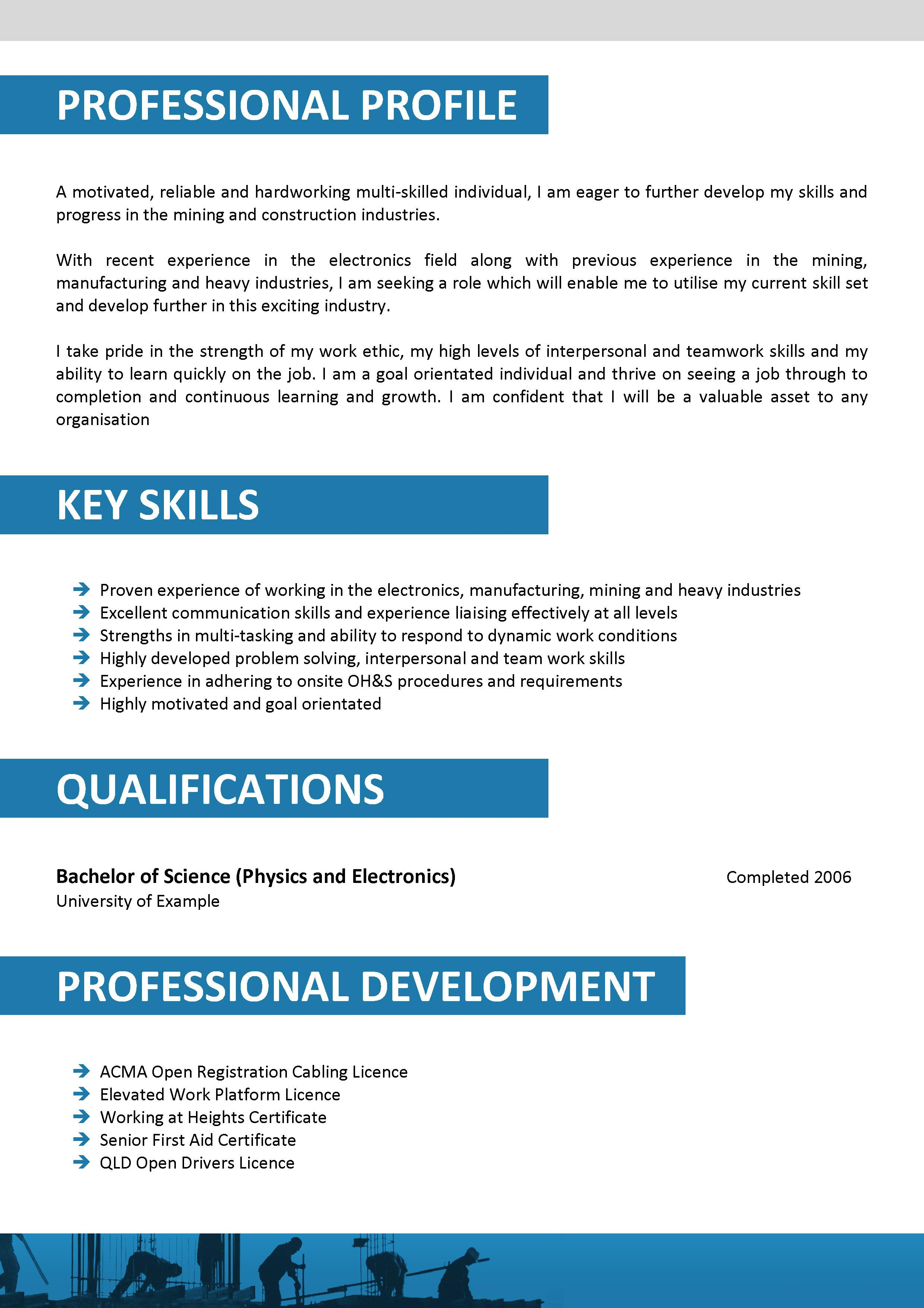 Professional Cv Template Docx Application Letter For