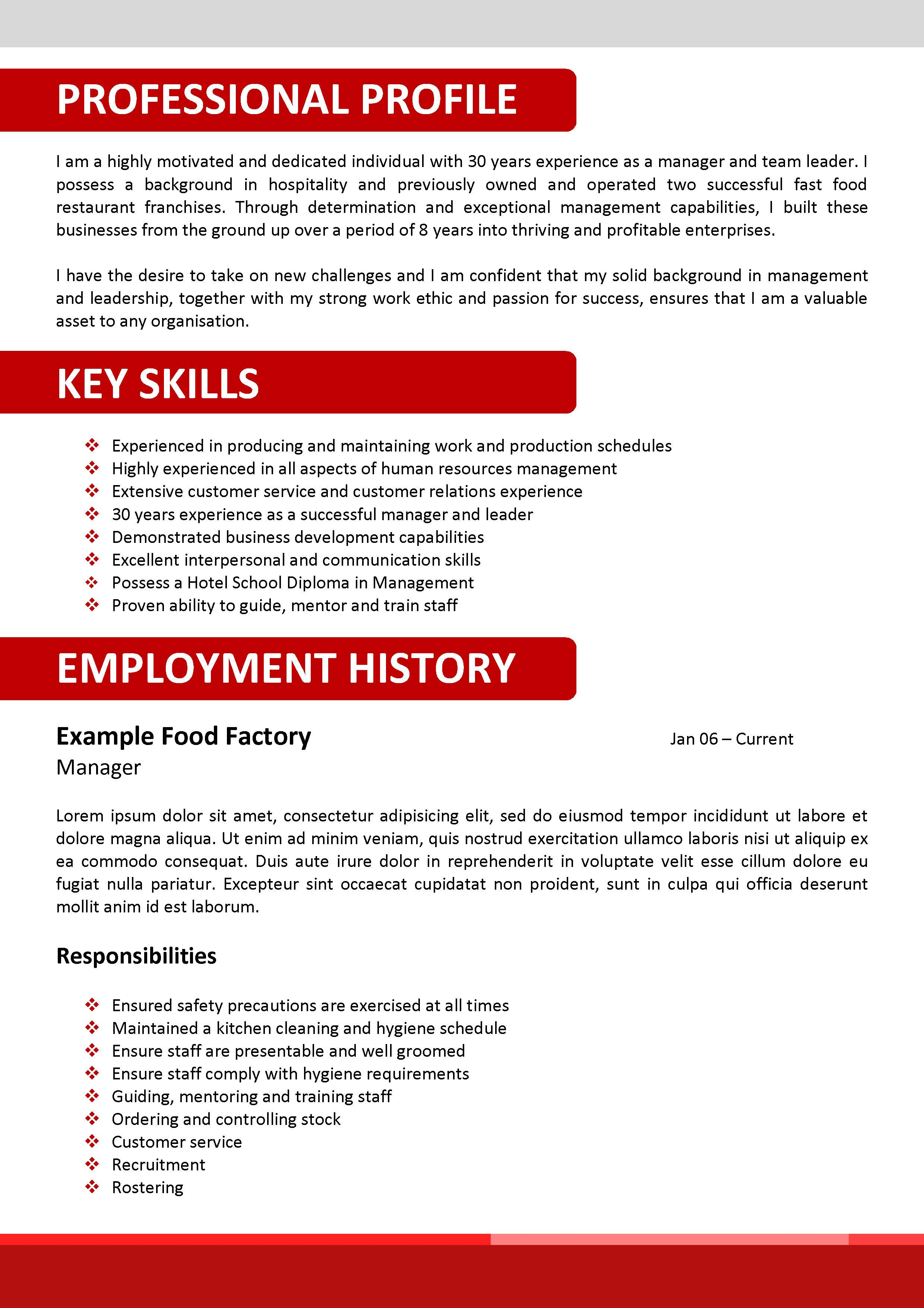 Corporate Resume Examples We Can Help With Professional Resume Writing Resume