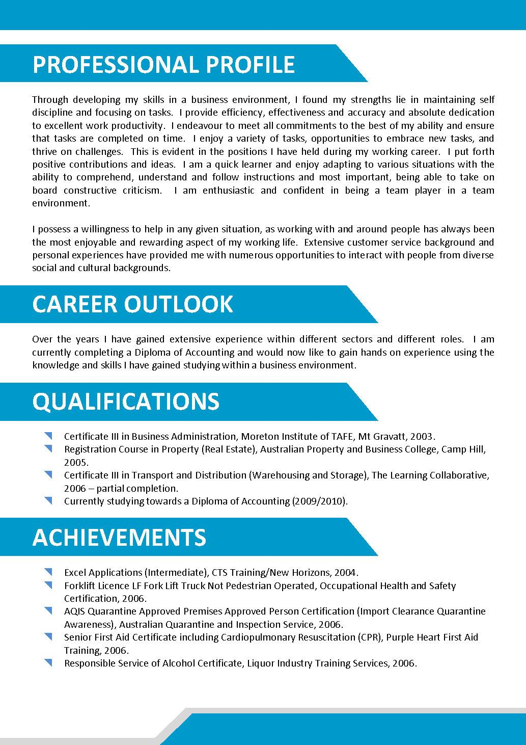 Professional Accounting Resume Templates We Can Help With Professional Resume Writing Resume