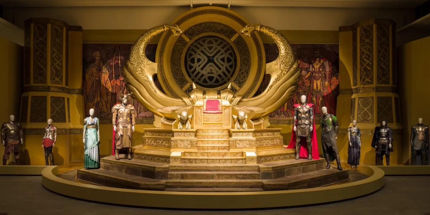 Thor 3 Exhibit Reveals Hulks Bed  ScreenRant