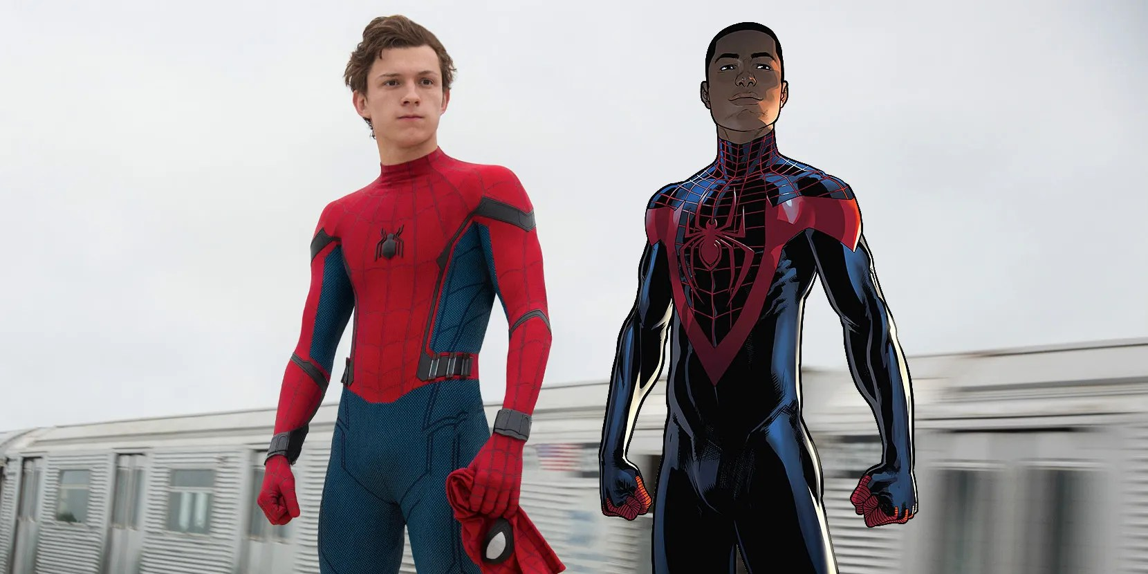 How SpiderMan Homecoming Fits Miles Morales Into MCU