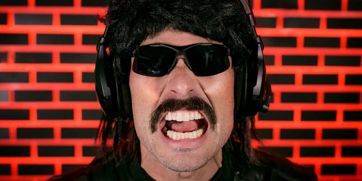 Dr DisRespect Returns To Streaming And Breaks Twitch