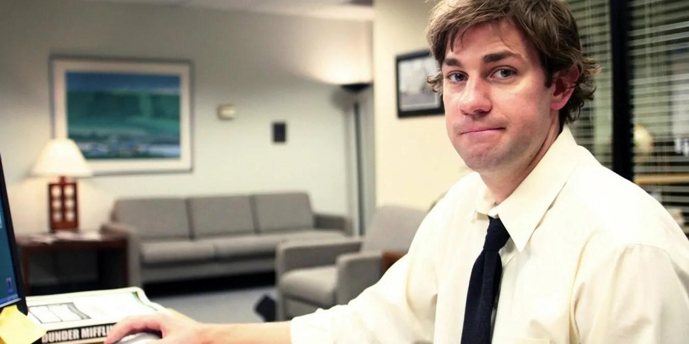John Krasinski is Game For An Office TV Show Reboot  ScreenRant
