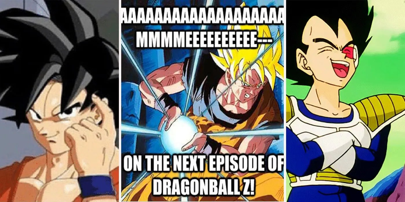 Boy Beating Girl Wallpaper Dragon Ball 15 Memes That Prove The Show Makes No Sense