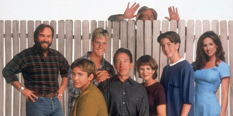 Tim Allen Open To Home Improvement Tv Show Reboot Screen Ra