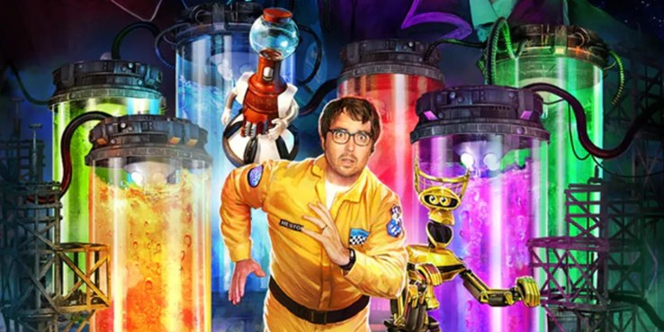 MYSTERY SCIENCE THEATRE