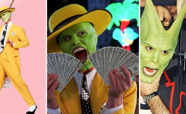 20 Crazy Details Behind The Making Of The Mask Screenrant