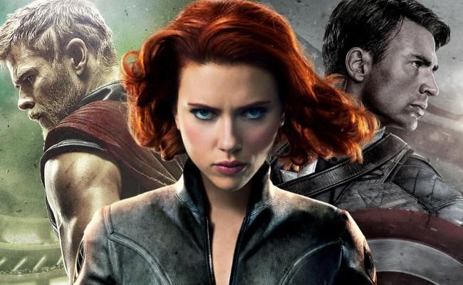 Black Widow Movie Star S Pay Increased To Match Mcu Male Stars