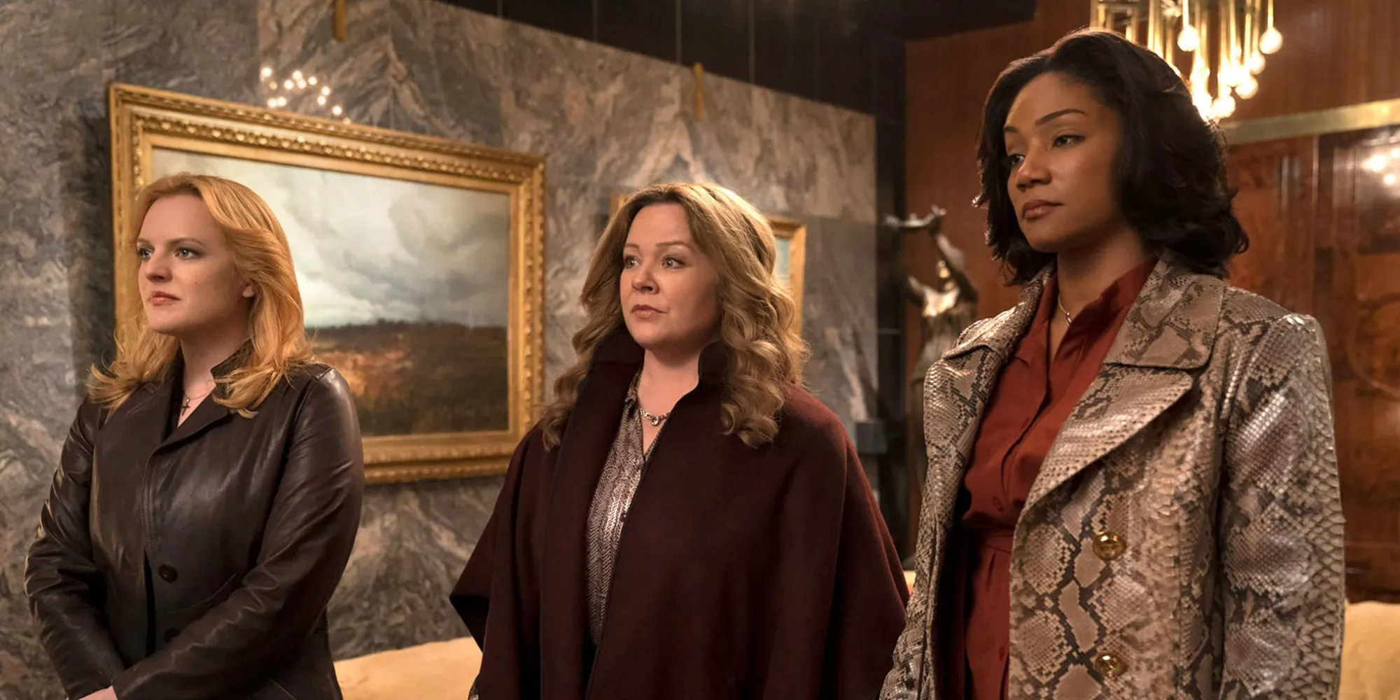 The Kitchen First Look Photo Melissa McCarthy Stars In