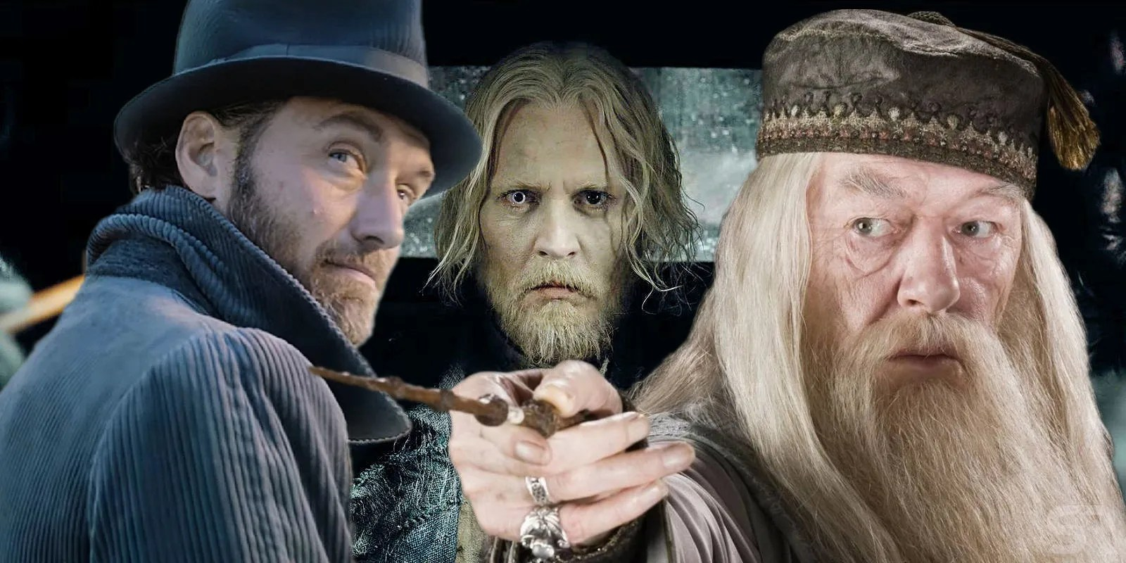Theory Dumbledore Was Lying About Grindelwald In The