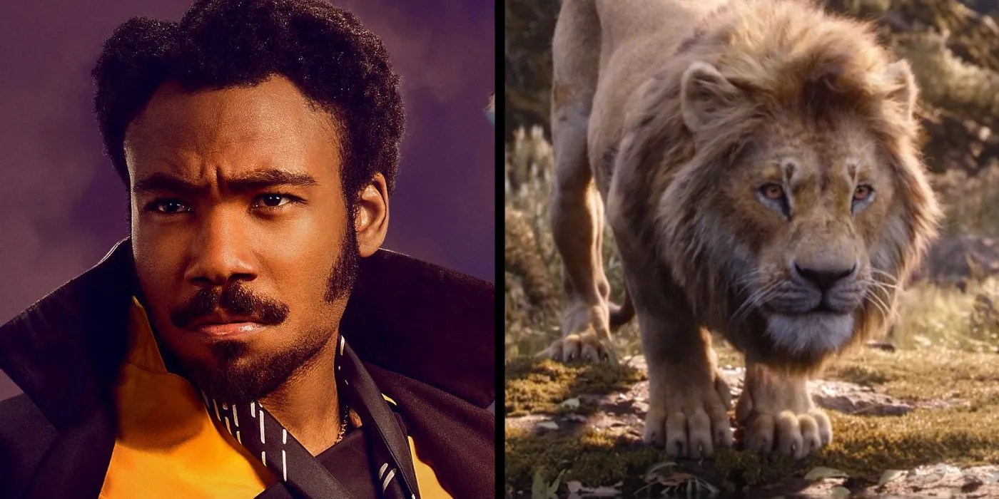 The Lion King 2019 Cast Character Guide Who Voices Which