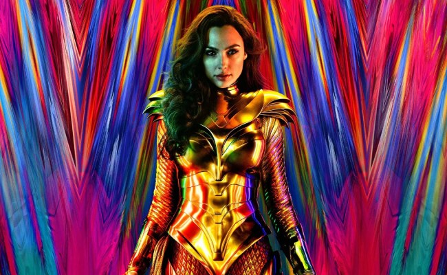 Wonder Woman 1984 Teaser Poster Reveals Diana S New Costume