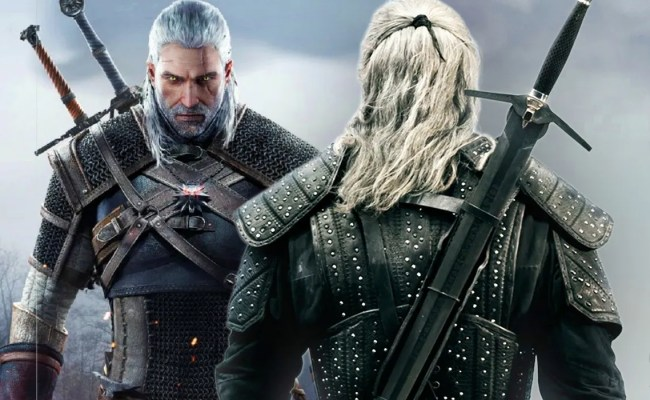 Netflix S Witcher Why Henry Cavill S Geralt Doesn T Have