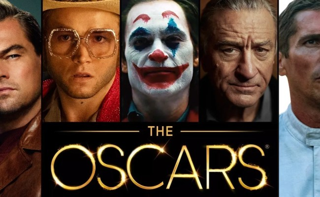 Oscars 2020 Best Actor Predictions Odds Screenrant