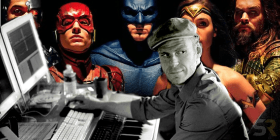 Zack Snyder revealed music from the Justice League from the Junkie XL results