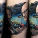 10 Of The Best Breaking Bad Tattoos Screenrant