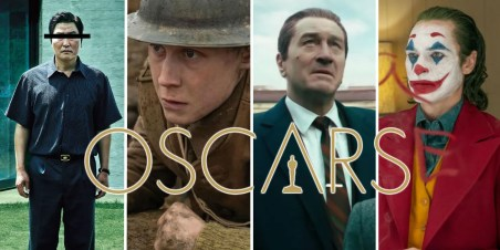 Image result for Oscar nominees best picture 2020
