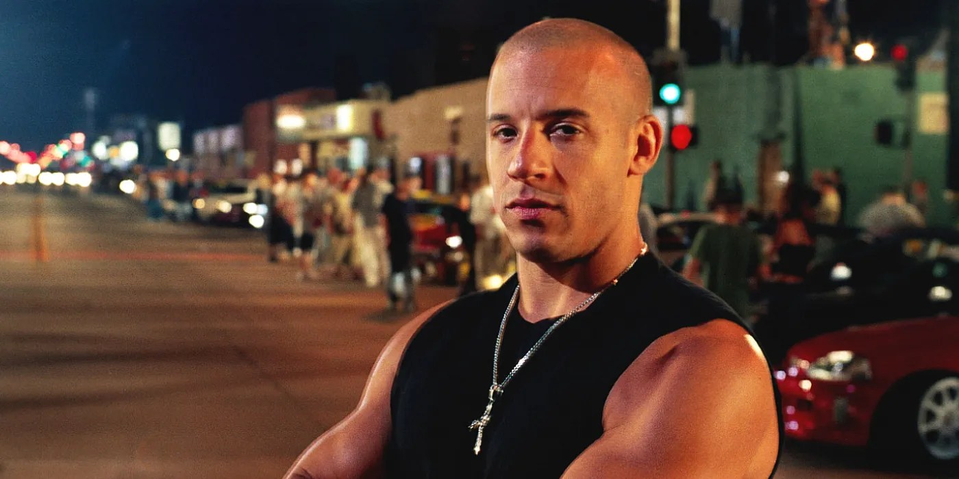 How Tall Is Vin Diesel? | Screen Rant