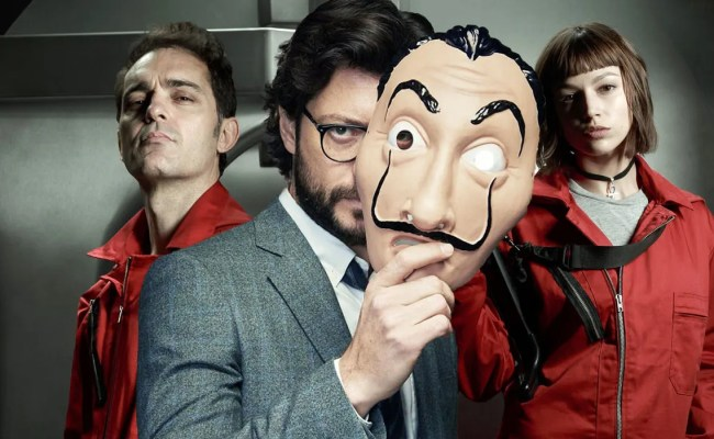 Money Heist Character Guide Every Robber S Real Name