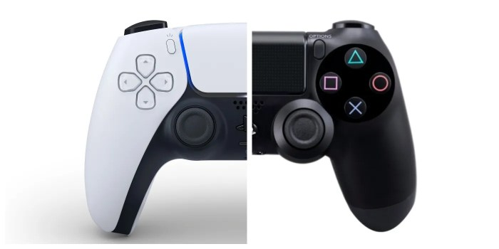 PS5 vs PS4 Controller Differences: How DualSense Improves DualShock 4