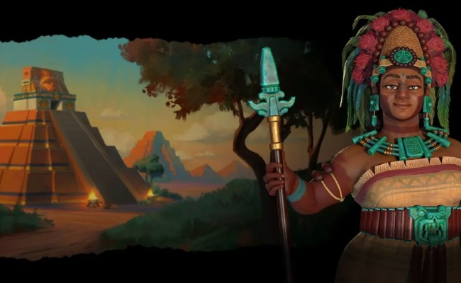 Civilization 6 How To Play As The Mayans Screen Rant