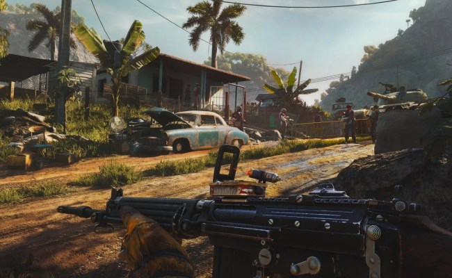Far Cry 6 S First Screenshots Look Gorgeous Screen Rant