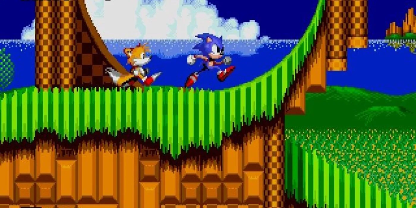 Sonic the Hedgehog 20 is free on Steam and other Sonic games are on ...