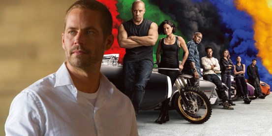 Fast and furious shouldn't bring Brian back (his ending was perfect)