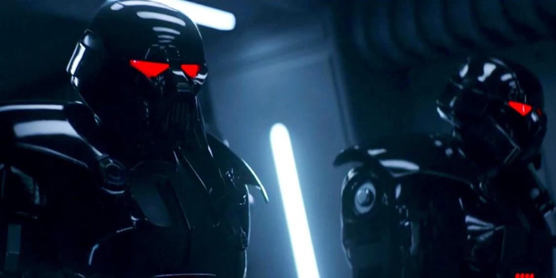 How The Mandalorian's Dark Troopers Work | Screen Rant