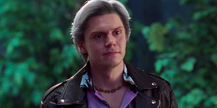 Evan Peters Pietro WandaVision X-Men episodio 5
