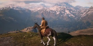 Red Dead Redemption 2 Persistent World Mode allows players to leave a trail