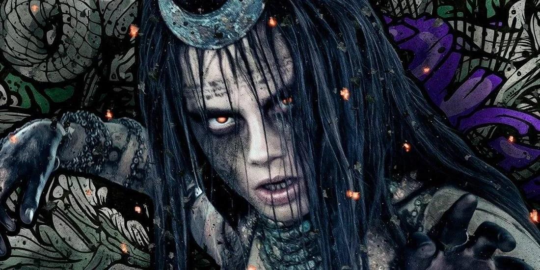 Evil Dark Spirit Girl Wallpaper Hd New Suicide Squad Clip Shows Enchantress Transform