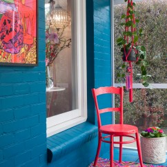 Hanging Chair Christchurch Potty Chairs An Interior Designer 39s Bold And Brave Home